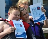 Sailing breakthrough for special needs youngsters