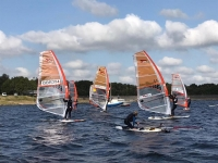 BYS Midland Junior Windsurfing Championships at Burton Sailing Club