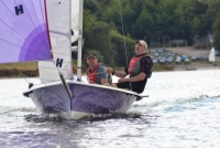 Sailing and Windsurfing lessons at Burton Sailing Club